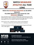 Watch MHS Athletics Live All Year Long