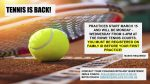Join Tennis!