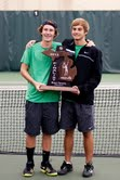Boys Tennis State Runner-Up