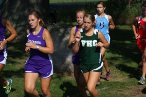 Cross Country at Lowell Meet
