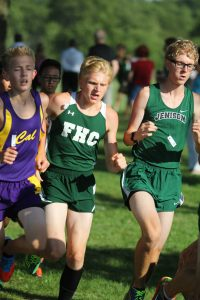 Cross Country at Lowell