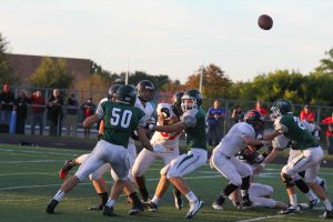 FHC football vs Lowell