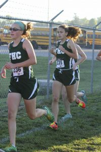 FHC Girls take first place in Allendale