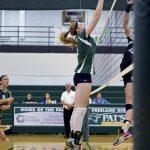 Varsity Volleyball at Alma Tournament
