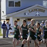 Boy's and Girl's Track Continue to Win