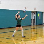 Varsity Volleyball Defeats Alma