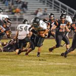 Varsity Football Suffers First Defeat