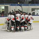 FNV Hockey places 2nd at Mt. Pleasant Tournament