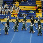 Competitive Cheer at Swan Valley