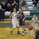 Varsity Girls Basketball Defeats Ovid Elsie