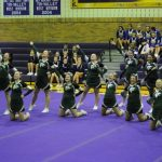 Cheer Closes Out Season With A 5th Place Finish at Regionals