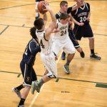 Varsity Boys Basketball Earns Victory