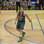 Varsity Girl's Basketball Advances in Districts