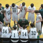 Boys Basketball Finish Season with a Win