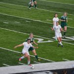 JV Girl's Soccer Fall in Season Opener