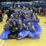 Pom Team Wins High Kick