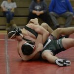 Varsity Wrestling Opens Season With Two Wins