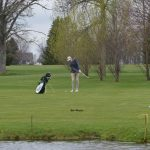 Golf Team Defeats Nouvel
