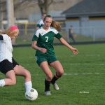 Freeland High School Girls Varsity Soccer beat Swan Valley High School 8-0