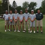 Boys Golf Moving Onto States