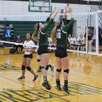 Varsity Volleyball Quad Results