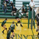 Volleyball Competes At TVC Meet