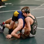 Wrestlers Finish Conference Schedule With A Win