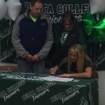 Carlee Hutchison Signs With Delta