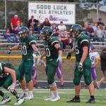 Varsity Football Defeats Bullock Creek