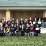 Cross Country Finishes League Jamborees