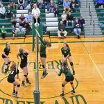 Varsity Volleyball Flies Into District Final