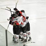Boys Varsity Hockey beats vs Midland HS 3 – 1