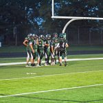 10-3-18 - FOOTBALL VARSITY BOYS - FREELAND (0) VS. ALMA )21)
