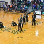 1-4-2019 - FREELAND FALCON POM PON SQUAD PERFORMING
