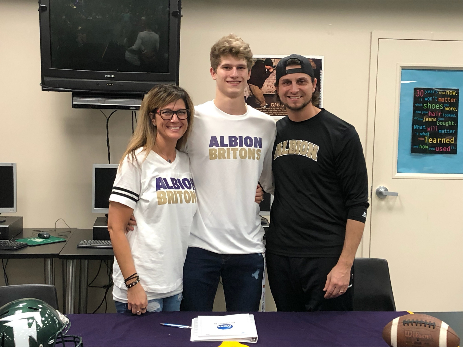 Townsend To Play Football For Albion