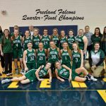 3-19-19 - STATE GIRLS BASKETBALL QUARTER FINAL - FREELAND (48) VS. CADILLAC (38)