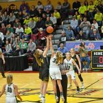 3-22-19 - GIRLS BASKETBALL STATE SEMI FINAL - FREELAND (71) VS. HAMILTON (66)