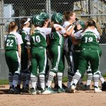 5-15-19- GIRLS VARSITY SOFTBALL - FREELAND (10) VS. BULLOCK CREEK (0)