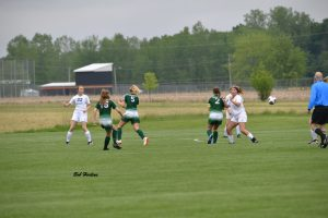 5-28-19-DISTRICT SOCCER TOURNAMENT – FREELAND (8) VS. ITHACA (0)