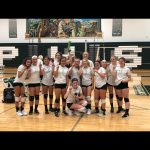 9th Volleyball Wins At Pinconning Invite