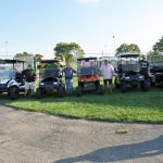 Golf Cart Transportation Adds to Clash Game