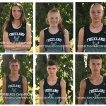 Cross Country At Final TVC Jamboree