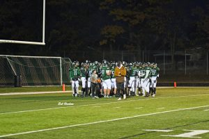 11-1-19 – VARSITY FOOTBALL DISTRICT GAME – FREELAND (35) VS. SHEPHERD (6)