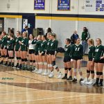 11-12-19 - REGION 10 VOLLEYBALL TOURNAMENT - FREELAND (3) VS. IONIA (1)