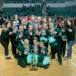 Pom Team Finishes 3rd at States
