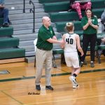 Kadyn Blanchard and Coach Hirschenberger Earn All State Honors