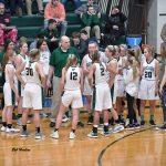 Varsity Girls Basketball Wins TVC East