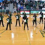 2-28-20 - FREELAND FALCON VARSITY POM PON TEAM PERFORMANCE