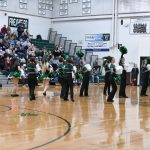3-3-20 - FREELAND FALCON VARSITY POM PON PERFORMANCE