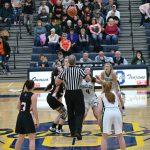 3-10-20 - GIRLS BASKETBALL REGION #10 - FREELAND (62) VS. CHESANING (30)
